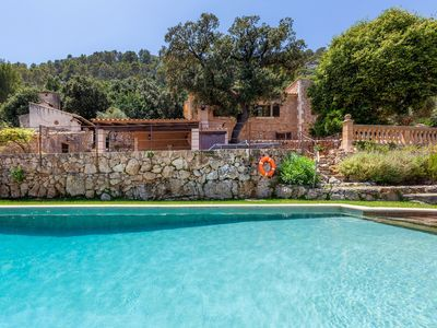 Photo for Rural idyll with pool - Villa El Coster