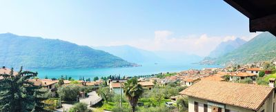 Photo for 3BR Apartment Vacation Rental in Sale Marasino, Lombardia