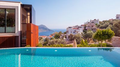 Photo for Altes 5 villas maximizes the impact of superb unobstructed sea views.