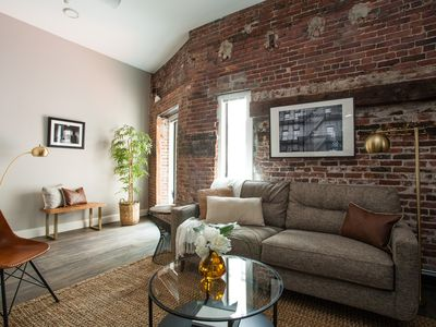 Photo for Artsy 2BR in Downtown Crossing by Sonder