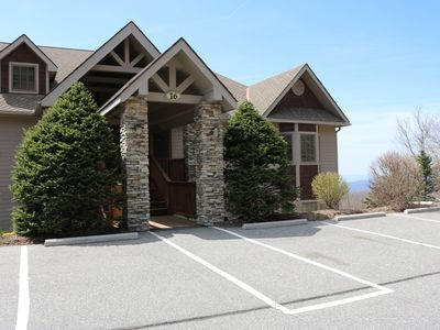 Photo for Beautiful Condo with a Grand-View of the Blue Ridge Mountains