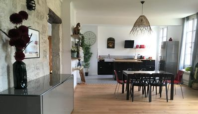 Photo for Beautiful apartment, full center - ideal Festival