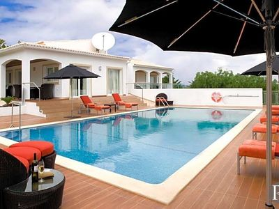 Photo for 5 bedroom Villa, sleeps 10 with Pool, Air Con and WiFi