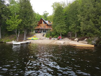 Photo for Bearhead Lodge - Cabin - 5 Bedrooms, 3 Bathrooms, Sleeps 20