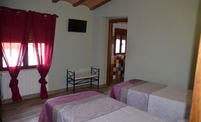 "Photo for Fantastic rural suite ""Florentina 2"""