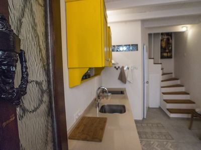 Photo for Romantic Maisonette in the Old Town of Chania