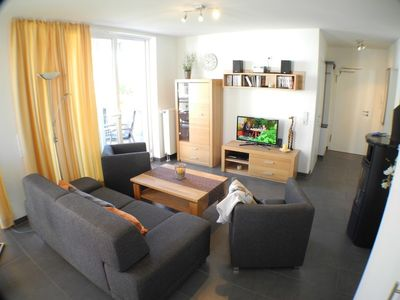 Photo for Fantastic apartment | beach | sauna | whirlpool | stove | WIRELESS INTERNET ACCESS