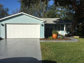 Photo for GAS CART GAS GRILL  BACK YARD WITH VIEW 1 HR FROM ORLANDO IN THE VILLAGES