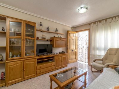Photo for Vacation home Misteri d'Elx in Santa Pola - 5 persons, 3 bedrooms