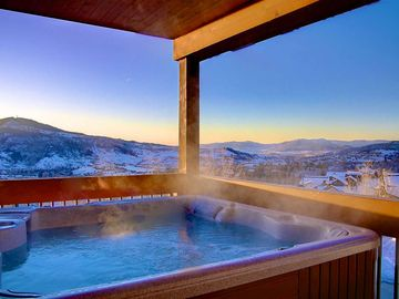 Eagles Overlook, Steamboat Springs, CO, USA