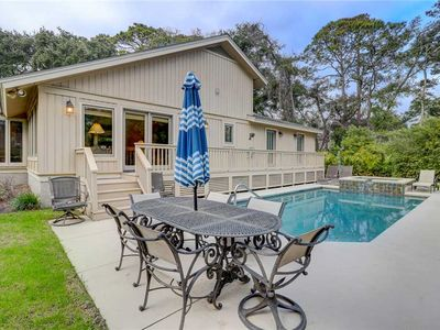 Photo for DOG FRIENDLY Third Row Ocean Home with FREE Pool & Spa Heat Seasonally ~ All One Level