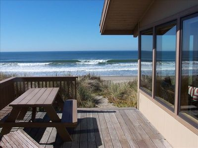 Photo for Ocean Front family Home with Panoramic Views