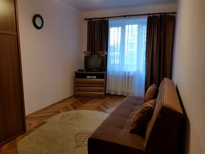 Photo for Apt in the center of Kiev, 2 seperate rooms