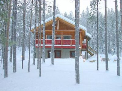 Photo for Vacation home Kamula in Sodankylä - 8 persons, 3 bedrooms