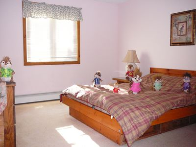 Photo for Sleeps 15 Townhouse Ping Pong/ pool Central A/C storyland skiing