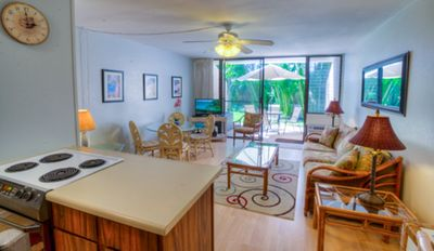 Photo for ***LOVELY GROUND FLOOR PARADISE***SURROUNDED BY PALM TREE UNIT 3121!!!