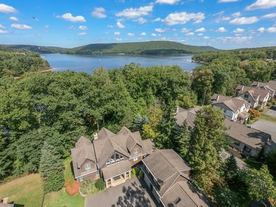 Photo for Lakefront Home w/Private Indoor Pool, Private Dock, Hot Tub, & Sauna!