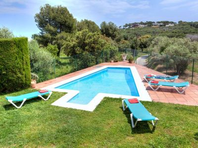Photo for Vacation home Mas Vila in St Antoni de Calonge - 8 persons, 4 bedrooms
