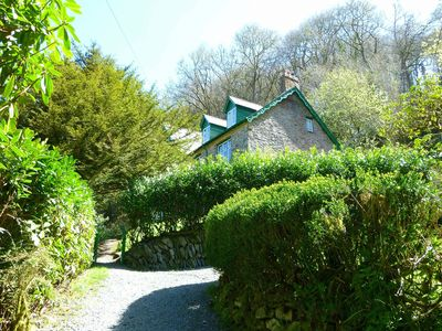 Photo for Large Period House set in Ancient Woodland in Exmoor National Park near Lynmouth
