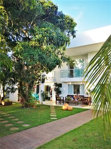 Photo for HOUSE IN PRIVATE CONDOMINIUM, SWIMMING POOL, 7 ROOMS CLIMATIZED, 200M FROM THE SEA, WIFI
