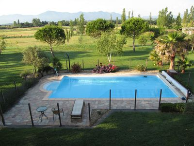 Photo for house in the countryside with large swimming pool