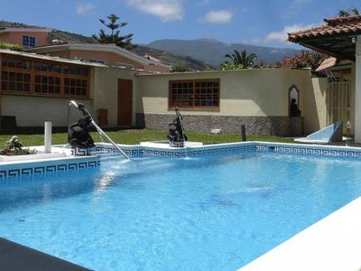 Photo for Terraced house Las Lilas, La Orotava  in Teneriffa - 5 persons, 2 bedrooms