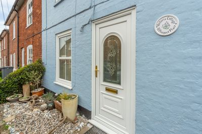 Victoria Cottage, an extremely charming and lovingly renovated cottage