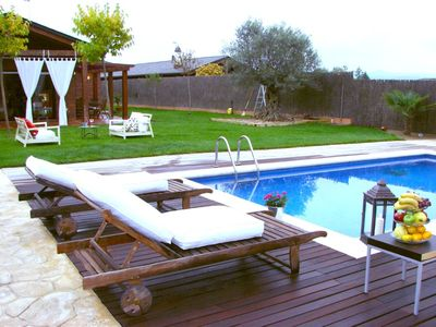 Photo for House / Villa w. garden & particular swimming pool at Costa Brava.