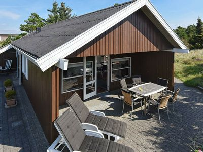 Photo for Modern Holiday Home in Henne with Terrace