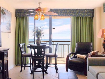 Photo for Gorgeous views of the Beach!  Meridian Plaza 1004: 1 BR / 1 BA condo in Myrtle Beach