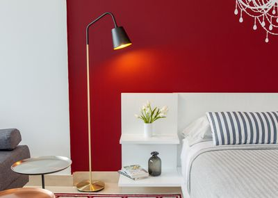 Beauty is in the details. Balanced, tasteful for a happy stay.