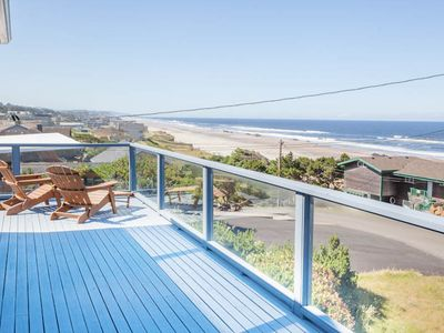 Photo for Easy Beach Access with Incredible Ocean Views in Roads End!