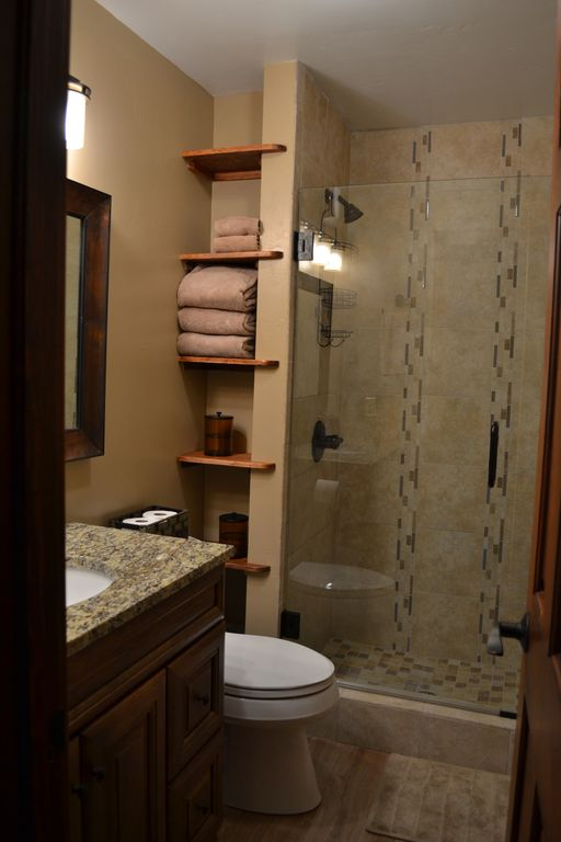 Fraser Townhome Rental   Newly Remodeled Main Bath