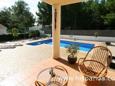Photo for Villa rental pool Ametlla - Belle and recent!