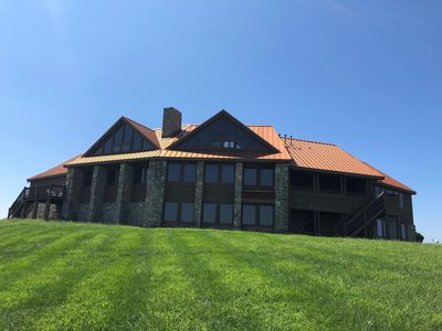 Photo for Stunning Tennessee Mountain Estate with the best view in Andersonville.