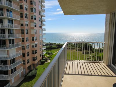 Photo for Greetings From Sunny Florida!  Your Beachfront Island Vacation Condo Perfectly Priced!