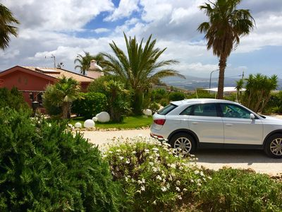 Photo for 2BR Villa Vacation Rental in Villaggio Mosè, Sicilia