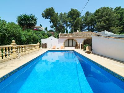 Photo for Vacation home Hibiscus in Jávea/Xàbia - 4 persons, 2 bedrooms