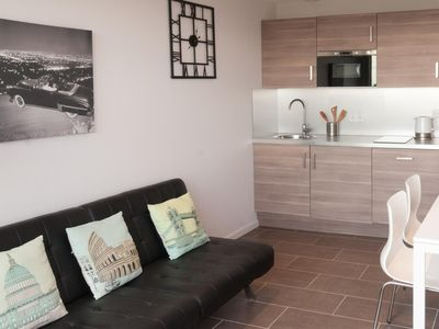 Photo for Dante studio - One Bedroom Apartment, Sleeps 2