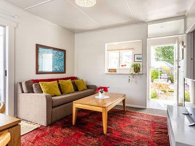 Photo for Apartment  5 minutes walk from Tahunanui beach