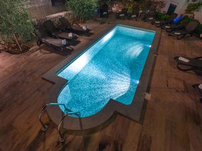 Photo for Apartment Fides with Swimming Pool VI - One Bedroom Apartment, Sleeps 4