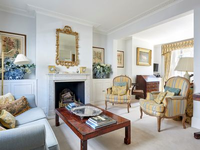 Photo for LUXURY 3 BED CHELSEA HOUSE WITH GARDEN