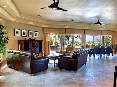 Photo for Ultimate Kona Vacation Home on Acreage
