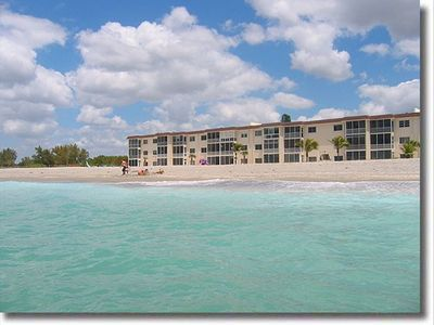 Photo for Enchanting Beachfront 'Toes in the Sand' Condo