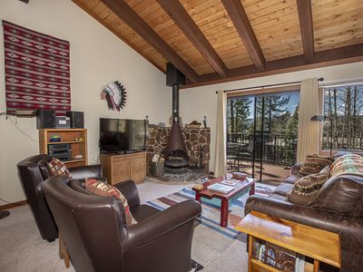 Photo for 2BR House Vacation Rental in Sunnyside-Tahoe City, California