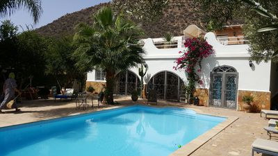 Photo for BEAUTIFUL CHARMING PROPERTY WITH POOL comfortable, quiet and peaceful ...