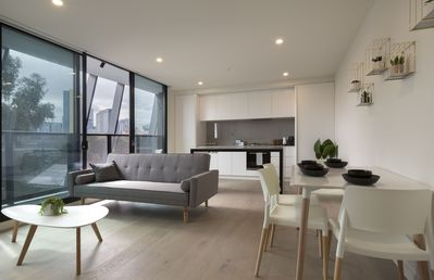 Photo for Brand new stylish apartment at the heart of South Melbourne