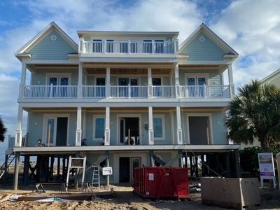 Photo for Brand New Beach Front Property in Garden City Ready Summer 2020!!!