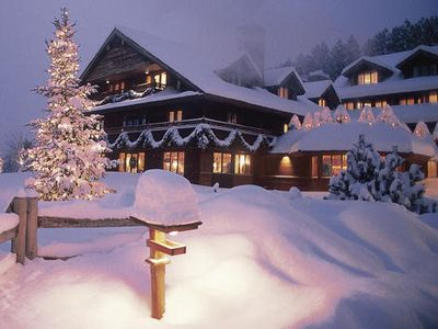 Photo for Trapp Family Lodge Guest House Condo - Available MA Winter Vacation