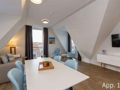 Photo for Modern Apartment in Zoutelande with Balcony